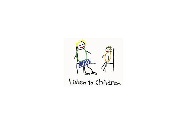 listen to children