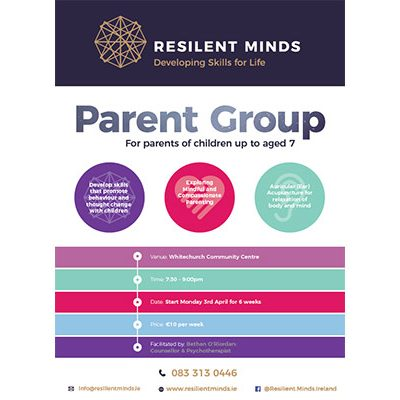 Parenting Group, Whitechurch Co. Cork