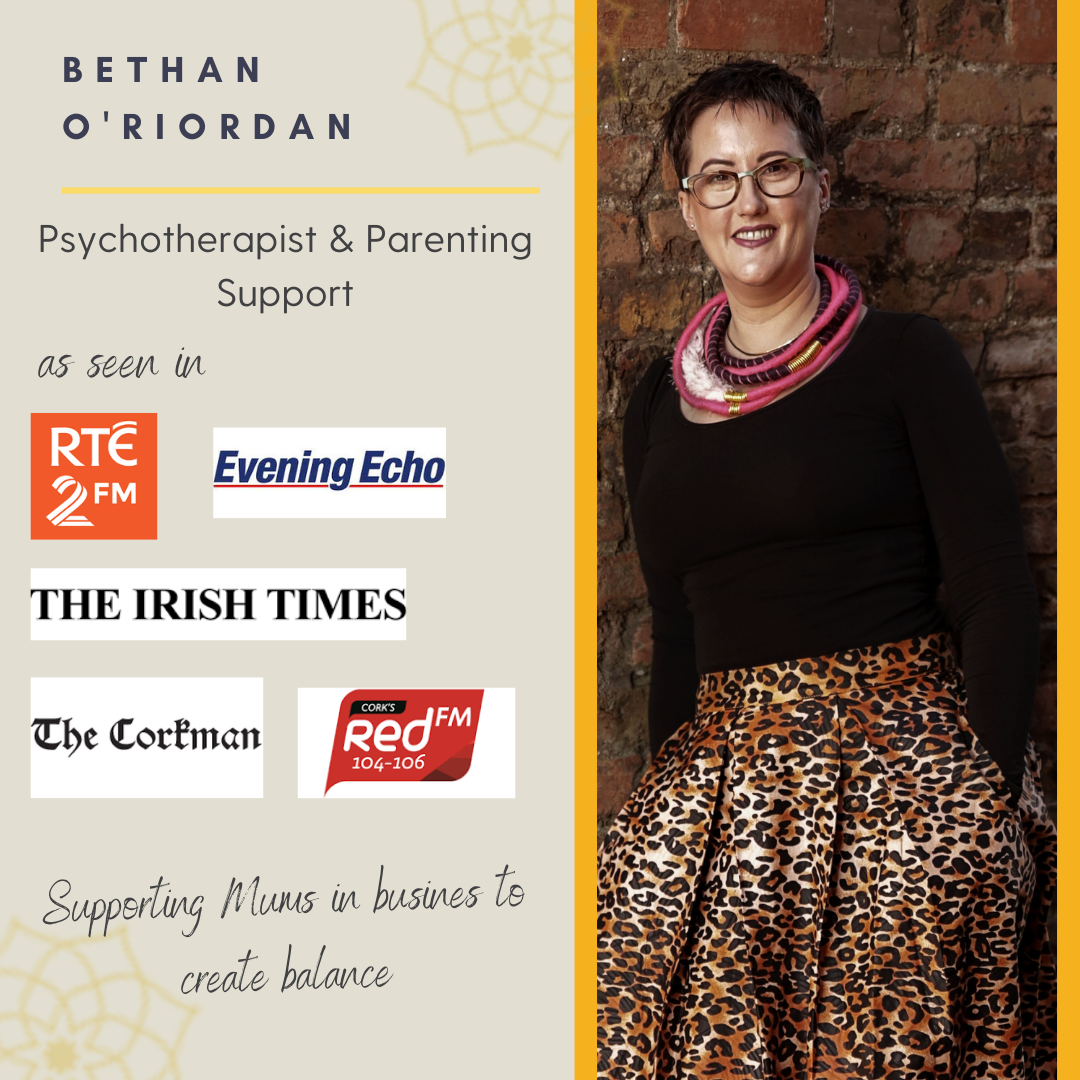 Bethan's worked as seen in The Corkman, The Irish Times, Red FM, 2FM and the Evenign Echo